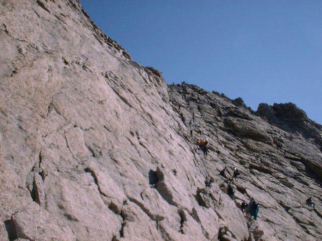 Long S Peak Trip Report 1